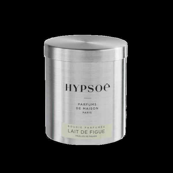 Bougie parfumée lait figue hypsoe by Destele