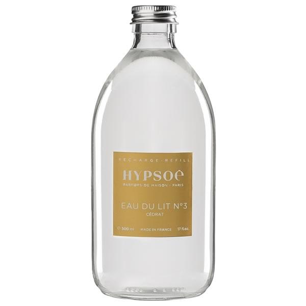 by destele eau du lit n°3 Cedrat recharge hypsoe