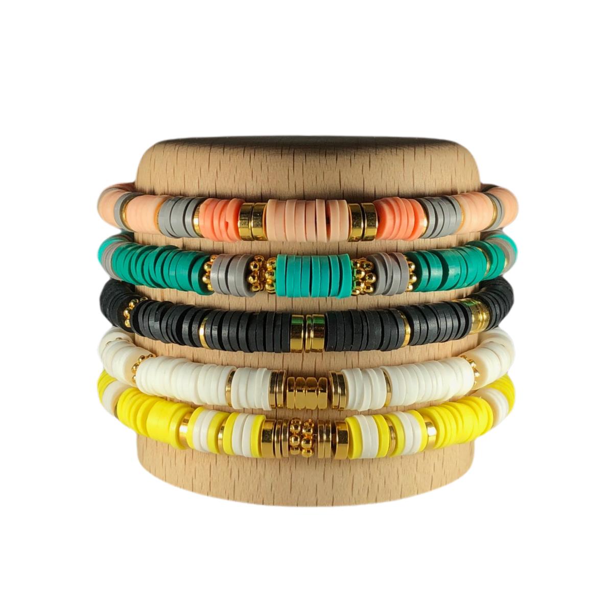 by destele bracelet pop ensemble