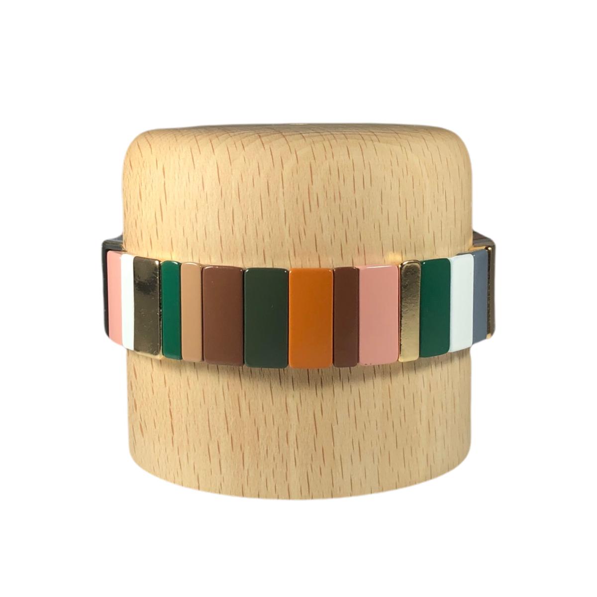 by destele bracelet anna multicolore