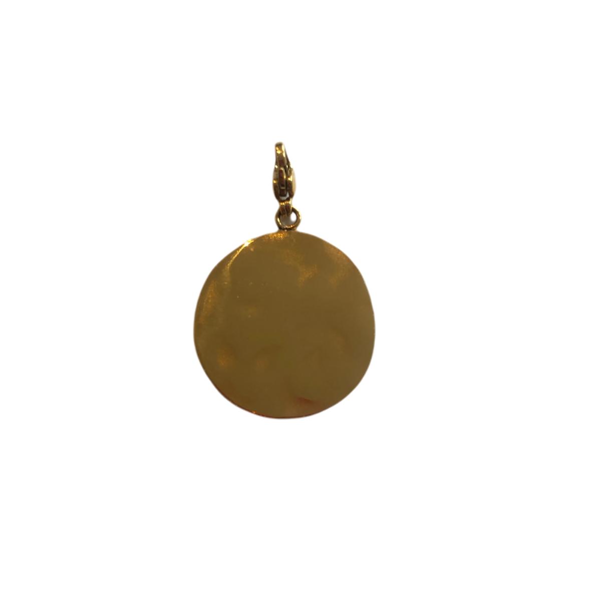 By Destele pendentif clipsable Médaille grand modele
