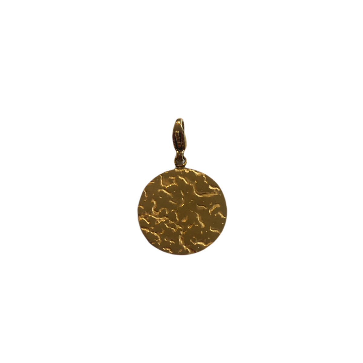 By Destele pendentif clipsable Médaille moyen modele