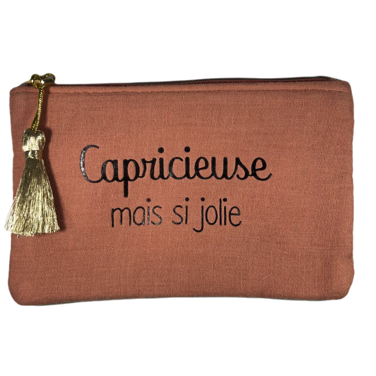 by destele pochette message