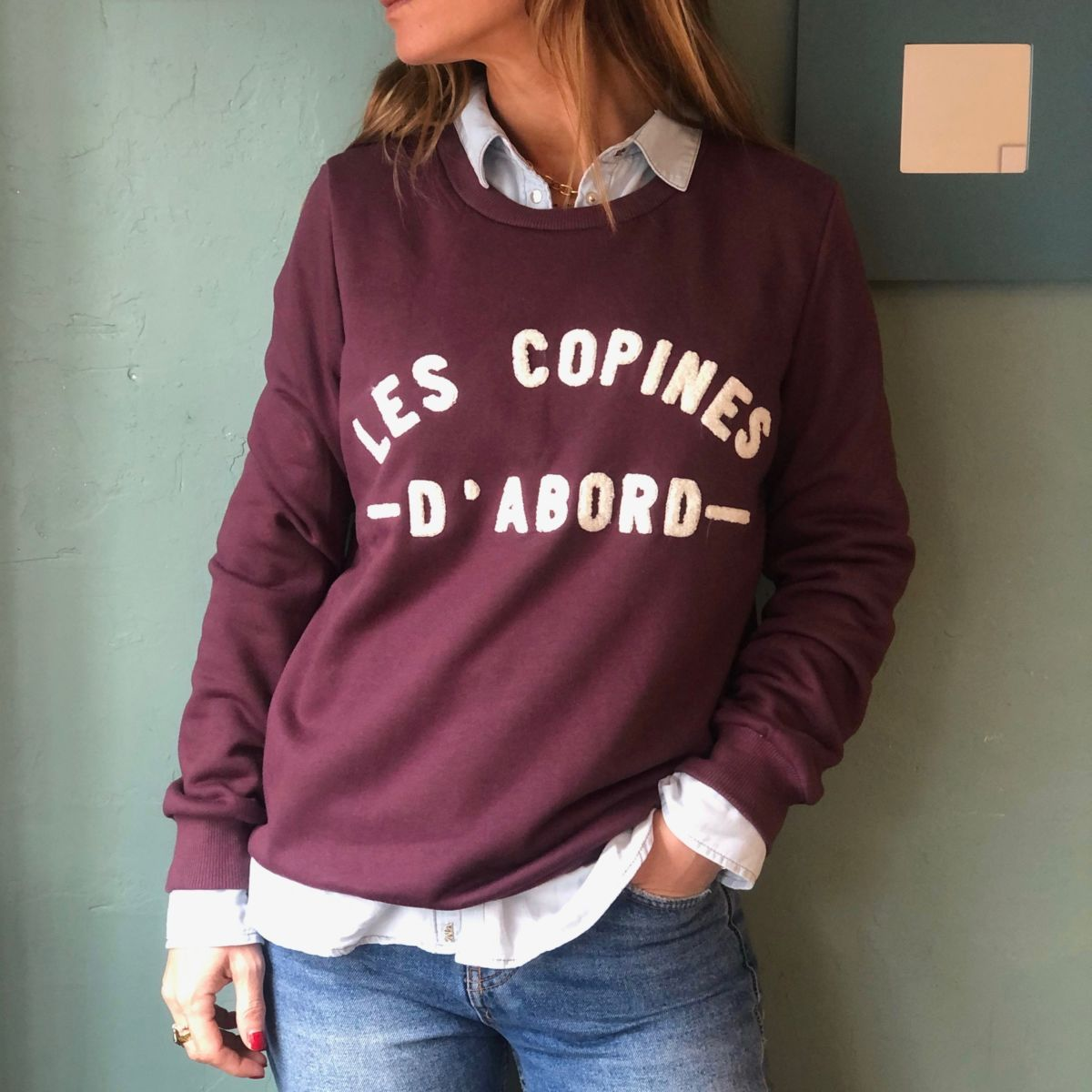 by destele sweat prune les copines d'abord