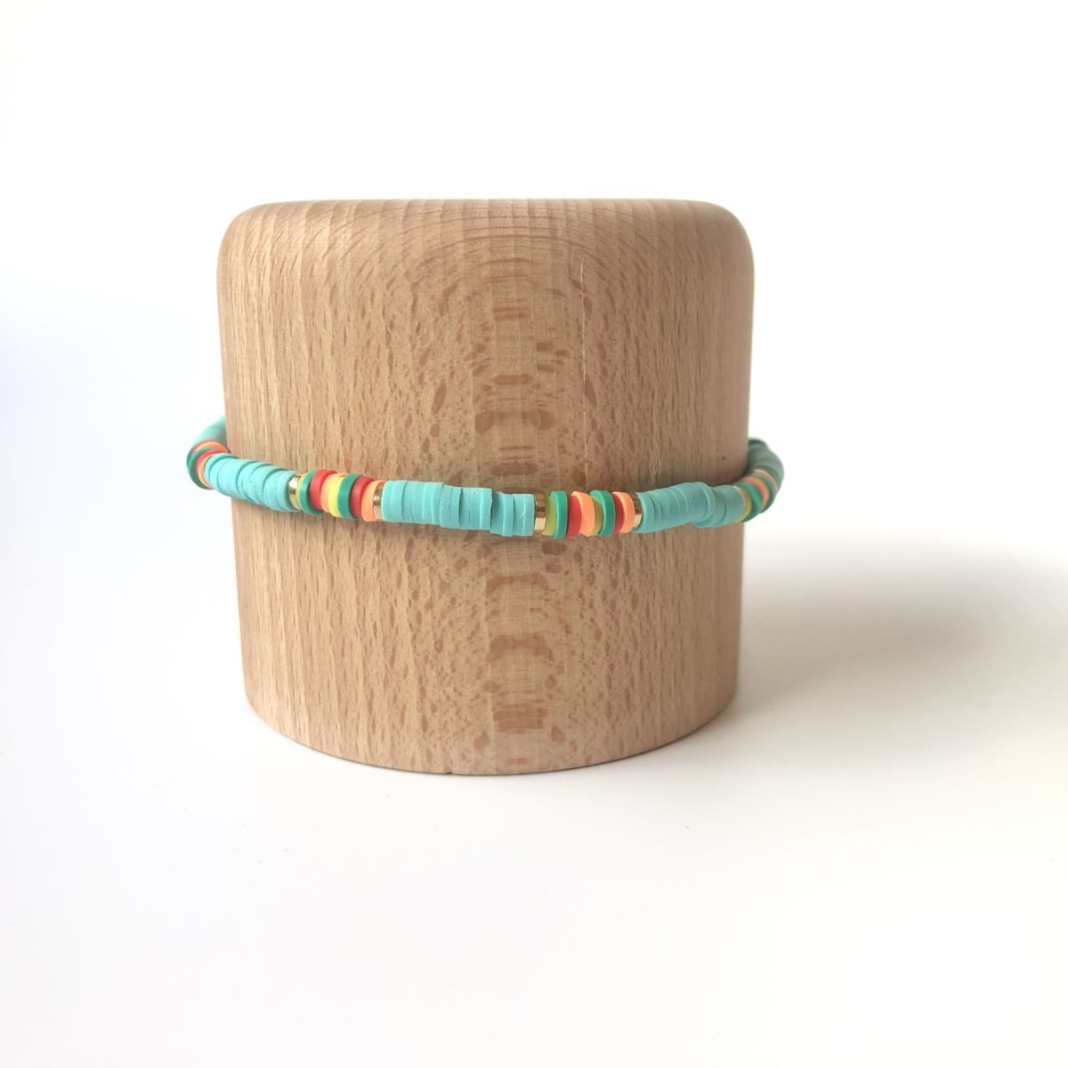 bracelet surfeur turquoise by destele